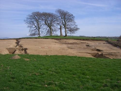 Prehistoric Barrow