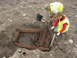 Burnt Mound Trough