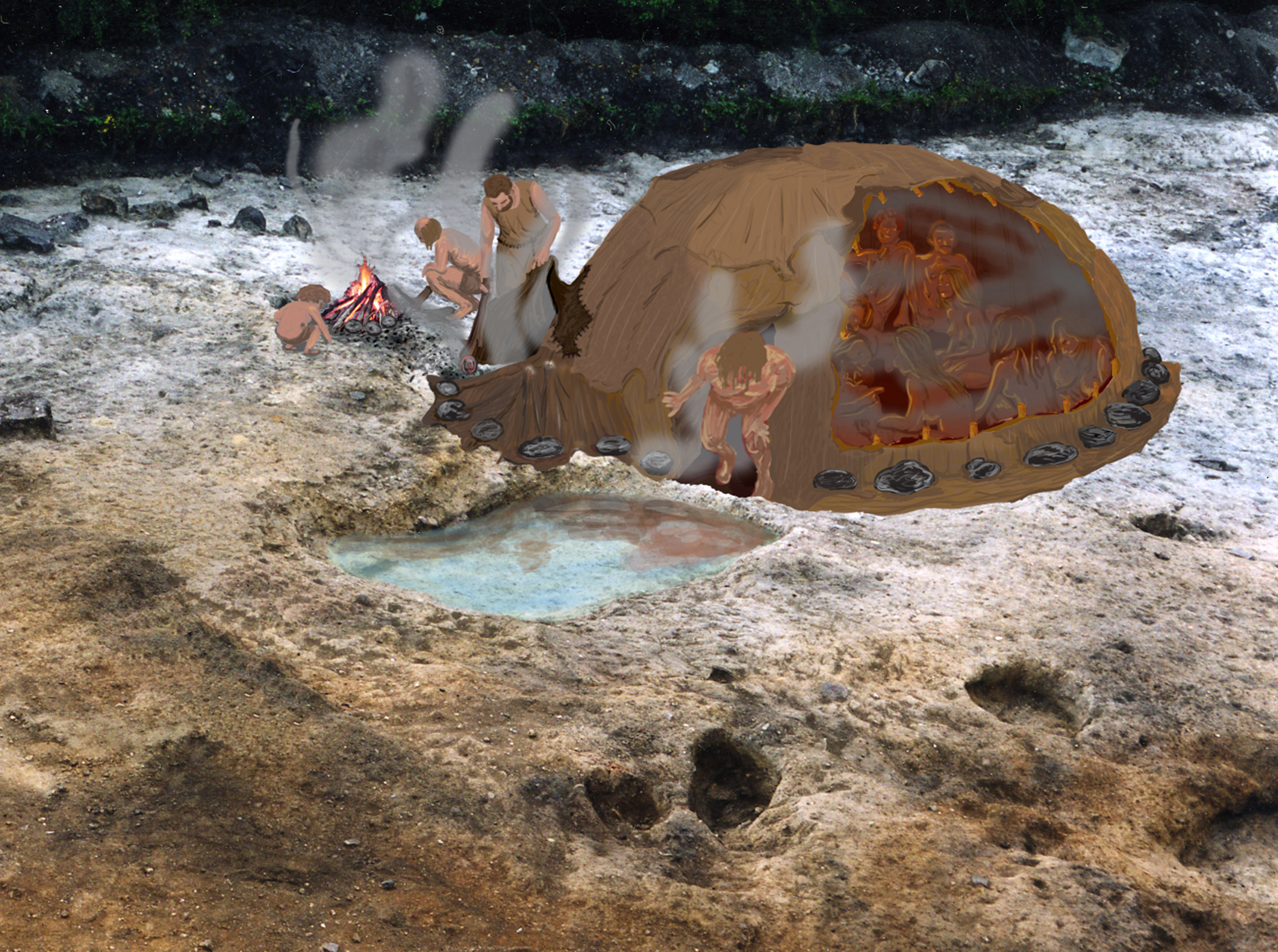 the sweat lodge The idea of sweat lodge therapy is not a new, modern experiment it's a spiritual  experience find out how it can help with addiction recovery by.