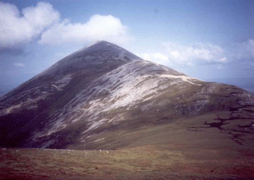 The Summit of Croagh Patrick (Wikimedia Commons)