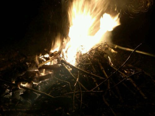 Fire, a key component of Bealtaine